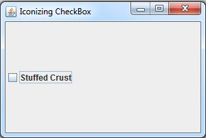 Java JCheckBox Events With ChangeListener